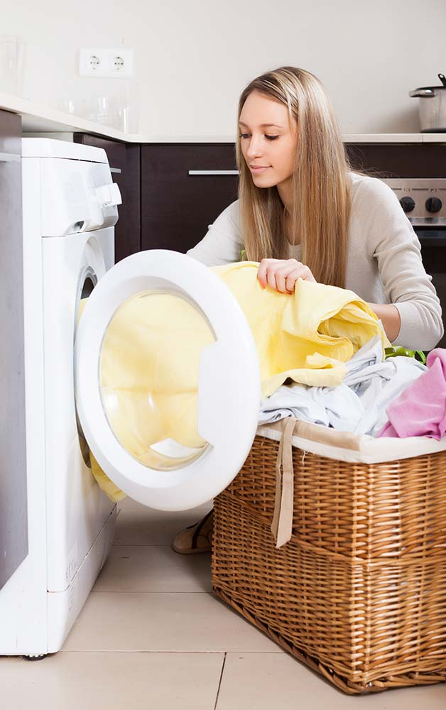 Επισκευές πλυντηρίων. Καρύδης Service